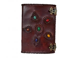 Leather Notebook Dairy